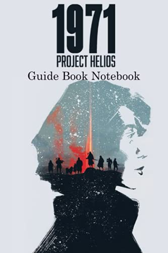 1971 Project Helios Guide Book Notebook: Notebook|Journal| Diary/ Lined - Size 6x9 Inches 100 Pages