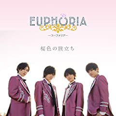 EUPHORIA「Tell me why, Tell a lie」のジャケット画像