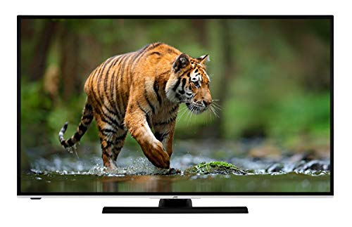 JVC LT-43VU6955 108 cm / 43 Zoll Fernseher (Smart TV inkl. Prime Video / Netflix / YouTube, 4K UHD mit Dolby Vision HDR / HDR 10 + HLG, Bluetooth, Works with Alexa, Triple-Tuner) [Modelljahr 2020]