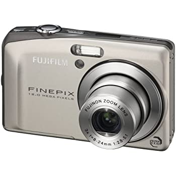 FUJIFILM デジタルカメラ FinePix (ファインピックス) F60fds シルバー FX-F60FDS