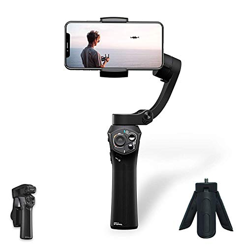 [Official Store] Snoppa Atom a Pocket Sized 3 axis Smartphone Handheld Gimbal Stabilizer w/Focus...