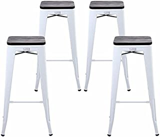 Best white 30 bar stools Reviews