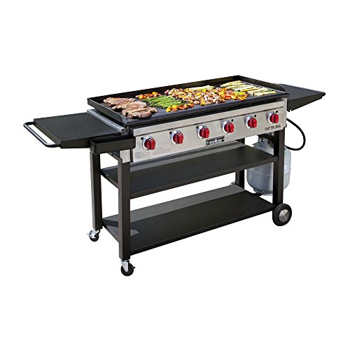 Camp Chef Flat Top Grill 900 Outdoor Griddle...