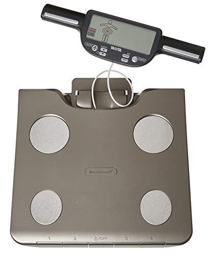 Tanita BC-601 Segment - Báscula con aparato de análisis corporal por segmentos y tarjeta SD