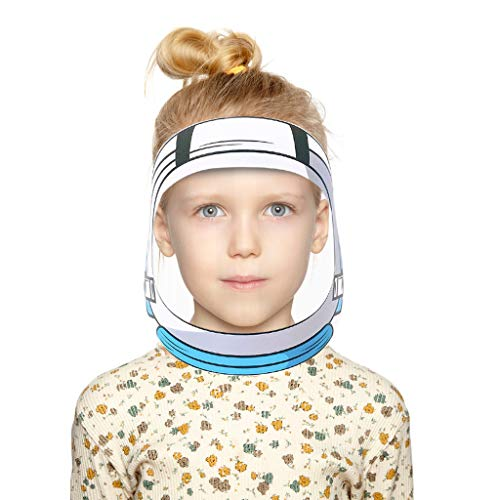 Transparent Face Protection For Kids $6.40 (60% Off with code)