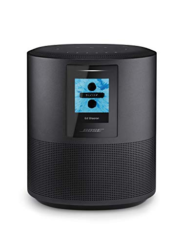Bose Home Speaker 500 with Alexa Voice Control Built-in, (Black)
