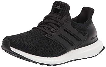 adidas Women s Ultraboost DNA Running Shoe Black/Black/White 9