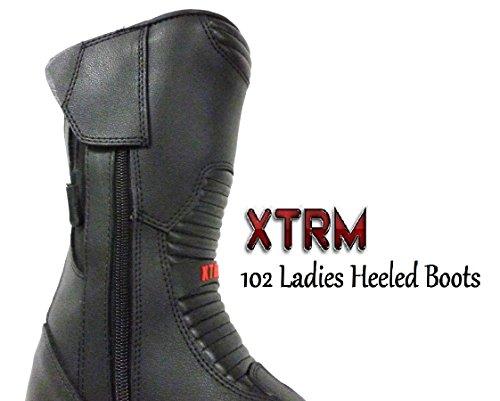 Motorrad Damen Stiefel XTRM 102 Touring Stiefel Lady (39) - 5