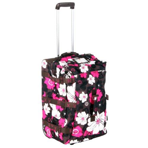 Roxy Maleta, On The Move, marrón - Hot Pink, XEWBA401