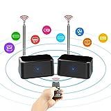 EMEBAY PAKITE IR Remote Extender, Ripetitore IR, prolunga a infrarossi per estensione con 1 ricevitore e trasmettitore di alimentazione USB alimentato a batteria 1080P