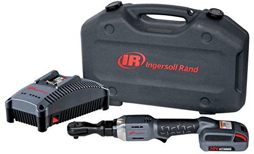 Ingersoll Rand R3130 3/8-Inch Cordless Ratchet, R3130-K12 - Ratchet plus 1-Battery Kit