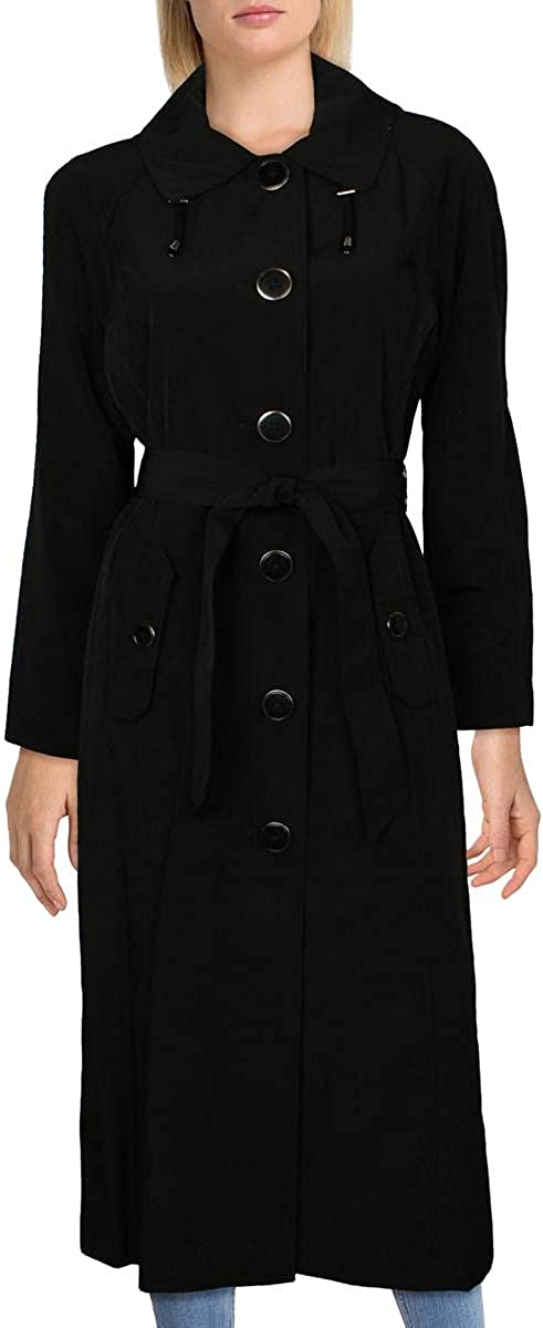 ! Super beauty product restock quality top! London Fog Women's Long Coat low-pricing Trench Single-Breasted