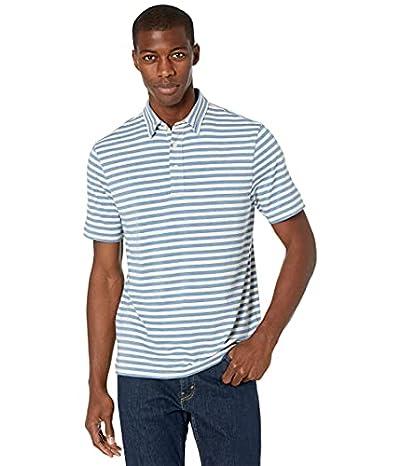 Faherty Movement Short Sleeve Polo