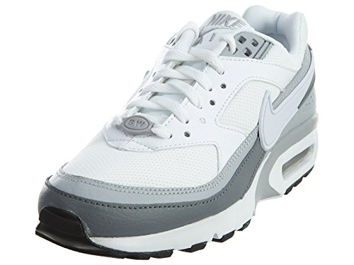 Nike Herren air max bw (gs) Laufschuhe, Grau (Grau (Wolf Grey/weiß-cool Grey-schwarz), 39 EU