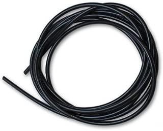 HPS HTSVH35-BLKx25 Black 25 Length High Temperature Silicone Vacuum Tubing Hose 60 psi Maxium Pressure, 3.5mm ID