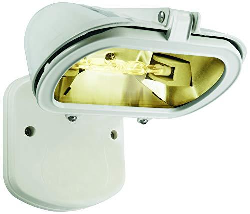 Elro HL128W Projecteur Eco-Halogène 120 W Blanc