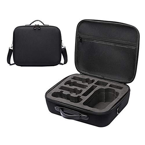 For Hubsan Zino H117S 4K Version Drone Black Hard Storage Bag Suitcase, Waterproof Durable Portable Travel Hardshell Shoulder Bag Hardshell Suitcase