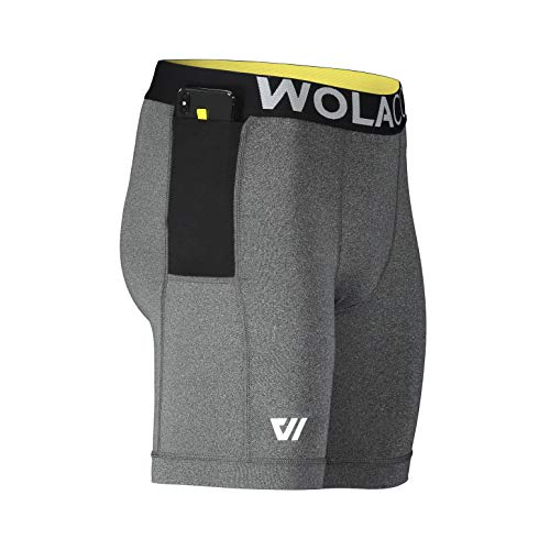 "North Moore Compression Shorts - 9""..."