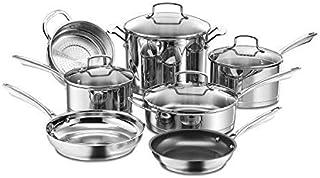 Cuisinart, Set de utensilios de cocina, Stainless, 11 piezas, 1