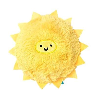 Manhattan Toy Squeezmeez Squeezable Sun Plush from Manhattan Toy