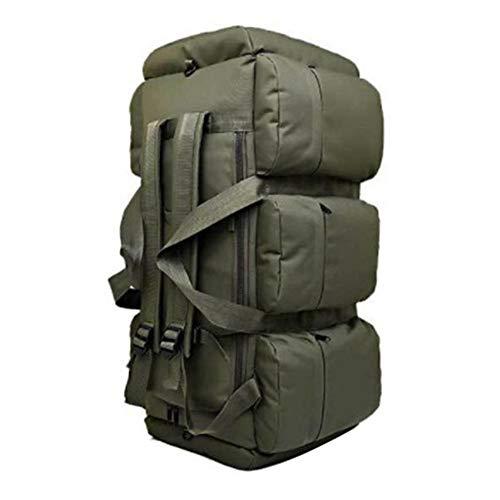 hhxiao Outdoor bergbeklimmen tas 90l Grote Capaciteit Man bergbeklimmen Rugzakken Militaire Assault Tassen Outdoor Pack Voor Trekking Camping Jacht Tent Bagage Bag