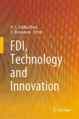 FDI, Technology and Innovation (English Edition)