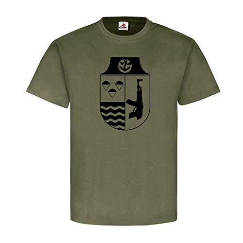 NVA Kampfschwimmer TYP 2 DDR Ostdeutschland Taucher Marine - T Shirt #18521, Größe:M, Farbe:Oliv