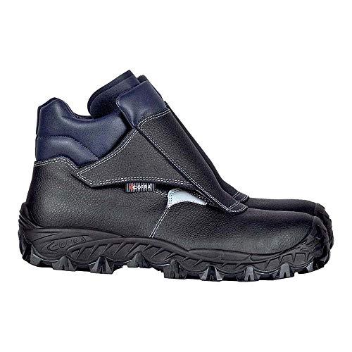 Cofra BRC-VIGO 44 Workmate Vigo Zapatos de seguridad, talla 44, paquete de 10
