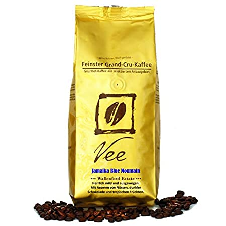 "JAMAIKA Blue Mountain""Wallenford Estate"" 500g"