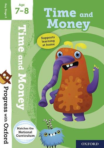Streatfield, D: Progress with Oxford: Time and Money Age 7-8