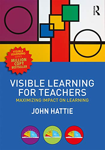 Compare Textbook Prices for Visible Learning for Teachers: Maximizing Impact on Learning 1 Edition ISBN 8601401019015 by Hattie, John