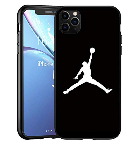 Toxdi Air Man Logo iPhone 11 Pro Funda, Carcasa Silicona Protector Anti-Choque Ultra-Delgado Anti-arañazos Case Caso para Teléfono iPhone 11 Pro (Negro)