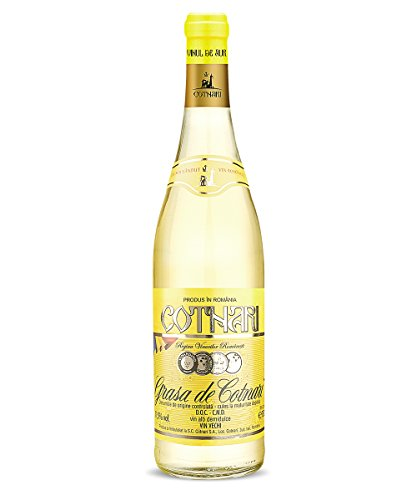 Cotnari | Grasă de Cotnari – Rumänischer Weißwein lieblich