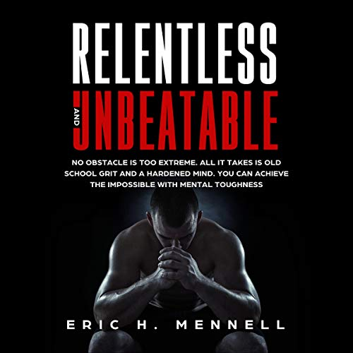 Relentless and Unbeatable audiobook cover art
