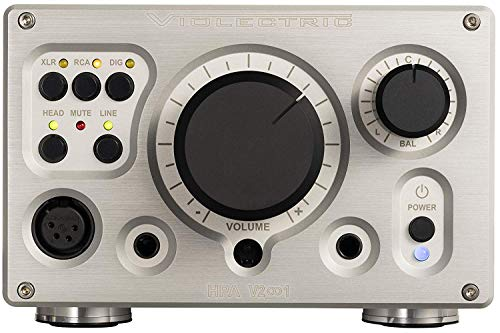 Violectric HPA V281, Silber