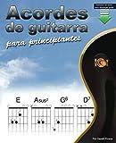 Acordes de guitarra para principiantes: Un libro de acordes de guitarra para principiantes con acordes abiertos y más