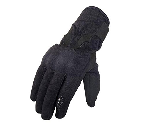 UNIK Winter C-53,Polartec Gloves Pair, Colour-Black, Size-Extra Large Guantes, Hombre, Negro