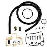 Fealay Carburador Kit de reparación de Ajuste for Harley Davidson HSR42 45 48 Mikuni Carb