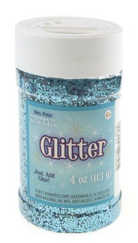 Sulyn 4 oz. Glitter Jar - Light Blue