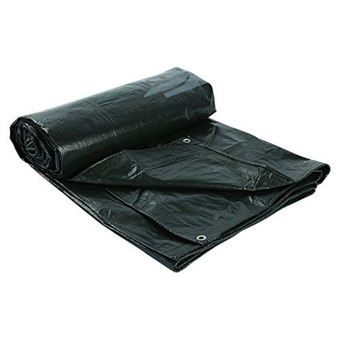 Premium Qualität Plane PE wasserdichte Multifunktions Poncho für Camping Angeln Garten Sonnenschutz Kälteresistenz (Size : 2m*3m)