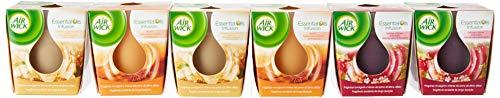Air Wick, velas perfumadas, paquete de 6 velas – 50 g