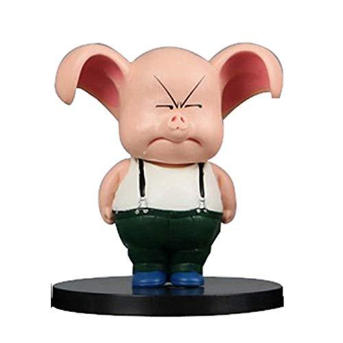 HCBXF Dragon Ball Z Kid Goku Master Roshi Pig Friend Figura De Acción Figura De Anime Colección De PVC Modelo 4.71 \- 5.51\