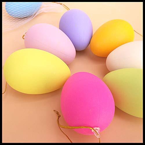 Huevos De Pascua Niños DIY Huevos Pintados A Mano Huevos De Juguete Huevos Pintados A Mano Hacer Pintura Colorante Plástico