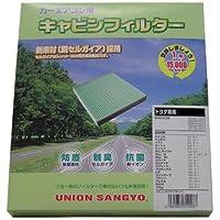 ユニオン産業 カーエアコン用キャビンフィルター 【品番】 AC-502