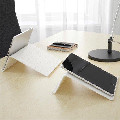 FAST WORLD SHOPPING Soporte Porta Tablet Mesa Base Soporte Atril