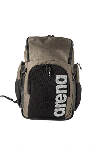 ARENA Bolsa Team Backpack 45, Unisex Adulto, Army Melange, Talla Única