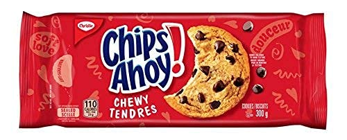 Chips Ahoy Chewy Chocolate-Chip Cookies - Max 74% OFF Grams 300 25% OFF