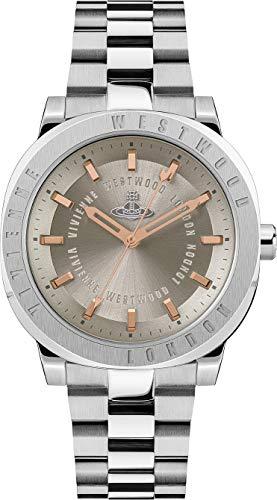 Vivienne Westwood Ladies The Mall Bracelet Watch VV228WGSL