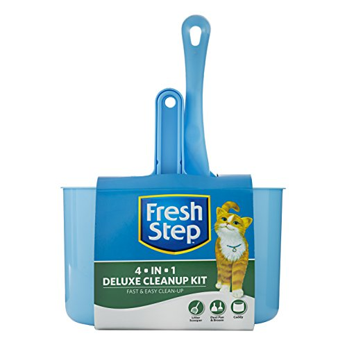 Fresh Step 4in1 Deluxe Cleanup Kit