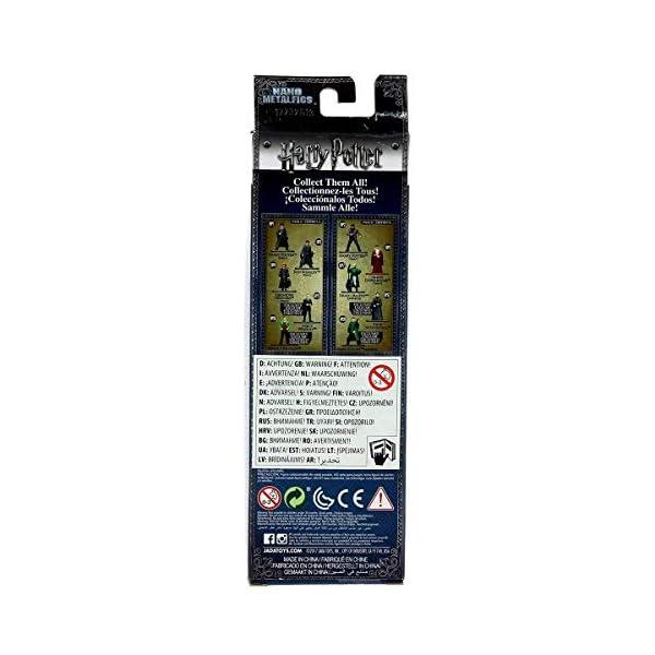 Jada- Nano MetalsFig Pack 5 figuras Harry Potter, (JADA98666), modelos surtidos, 1 pack 3